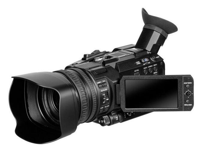 JVC stworzyło kamerę niezwykle funkcjonalną.