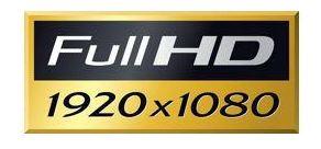 Kamera umożliwia rejestrowanie filmów w rozdzielczości FullHD(1080).