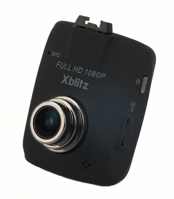 Xblitz Black Bird 2.0 GPS wygląd