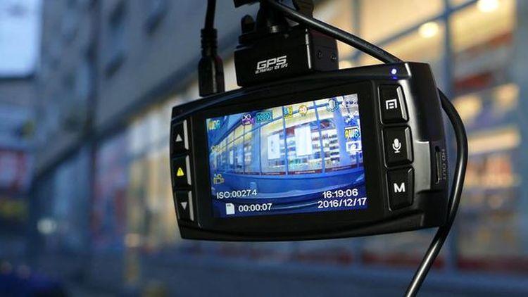 kamera samochodowa podczas postoju