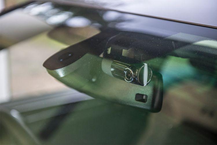 profesjonalna kamera samochodowa