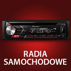 najlepsze radia samochodowe - rankingi