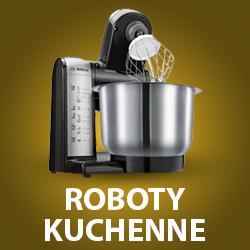 Najlepsze roboty kuchenne - rankingi