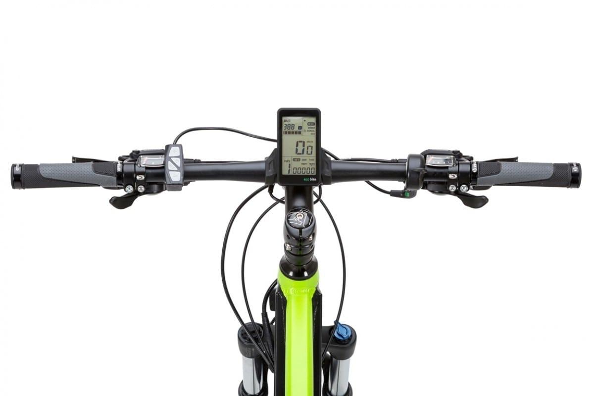 EcoBike X5 2017 kierownica