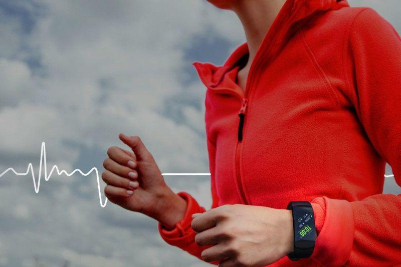 bieganie ze smartbandem