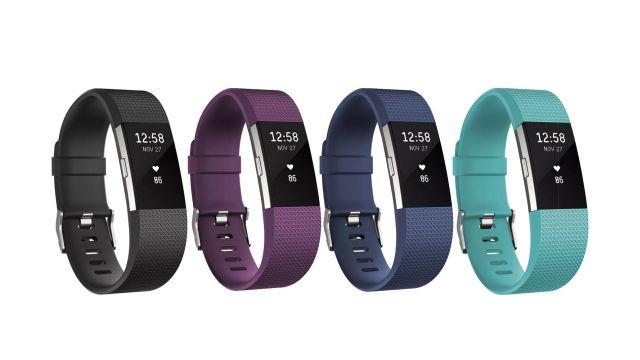 FitBit Charge 2 pozwala na mierzenie aktywności w dzień, a także w nocy