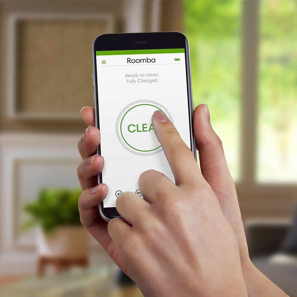 iRobot Roomba 676 aplikacja mobilna