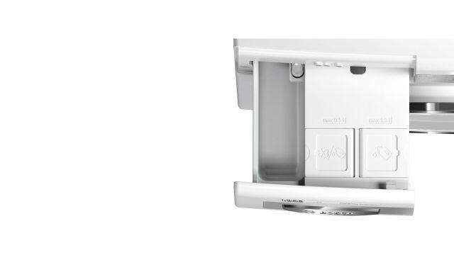 Bosch WAY288H0PL przy stosowaniu właściwych środków usunie każdą plamę