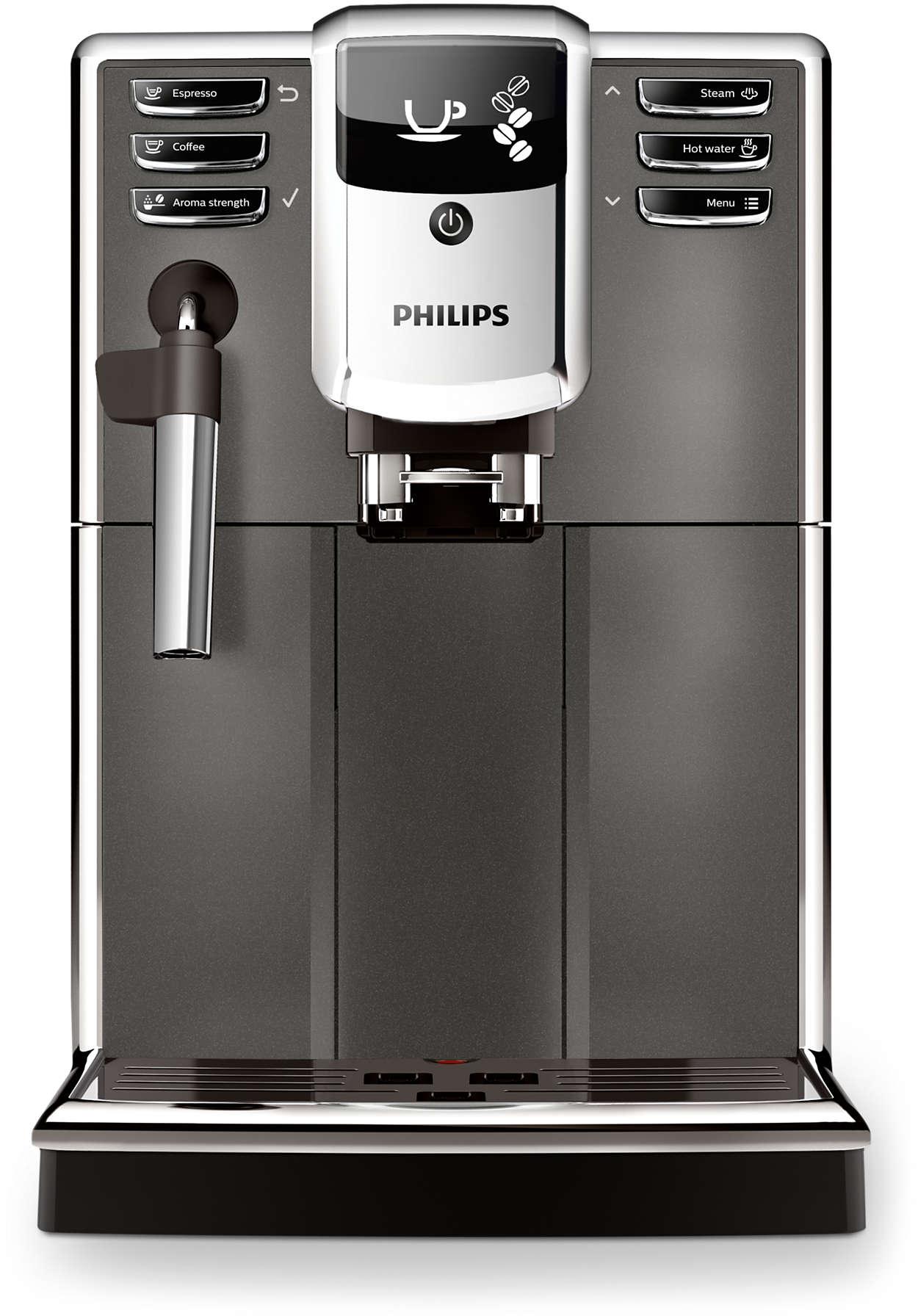 Philips Series 5000 EP5314/10 design