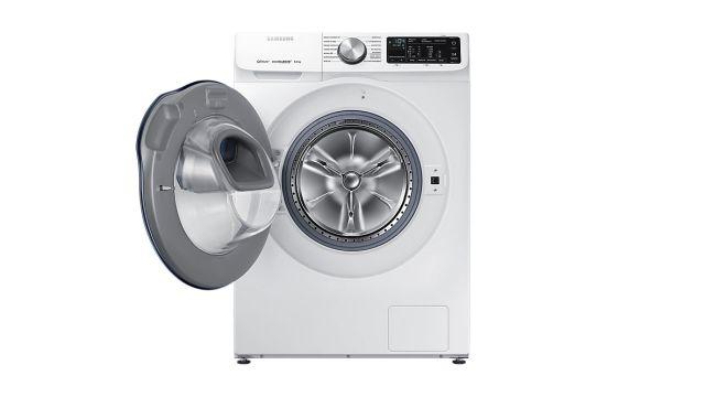 Samsung Quick Drive WW80M644OPW to wytrzymała pralka z długą gwarancją