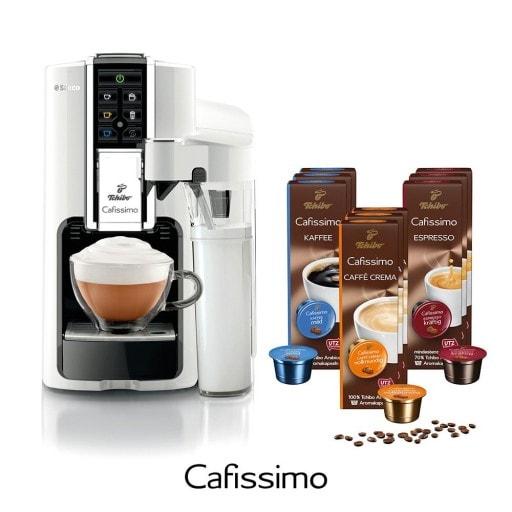 Saeco Tchibo Cafissimo Latte Bianco HD8603 11 wygląd
