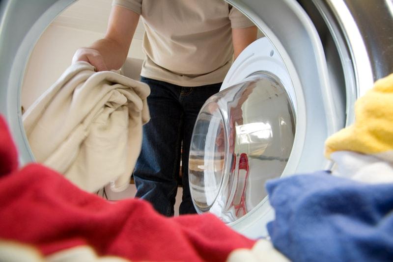 ładowność pralki