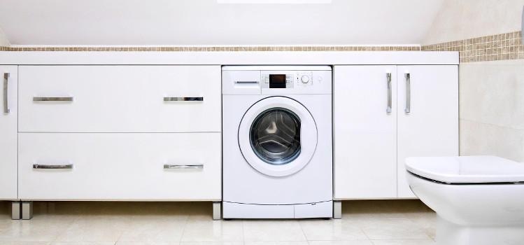 umiejscowienie pralki w łazience