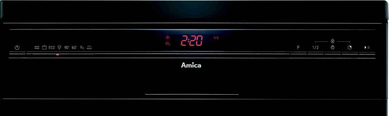 Amica ZWM628BED panel sterowania
