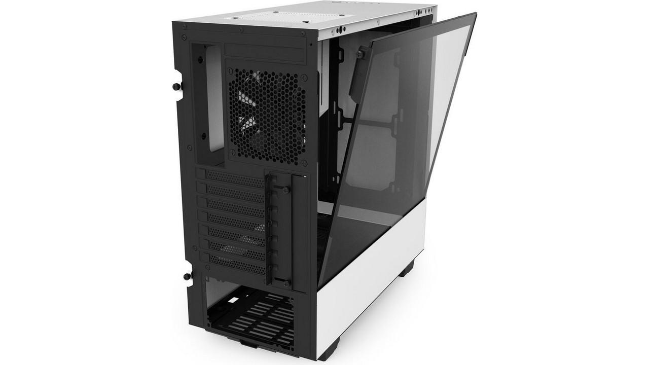 NZXT H500 - panel ze szkła