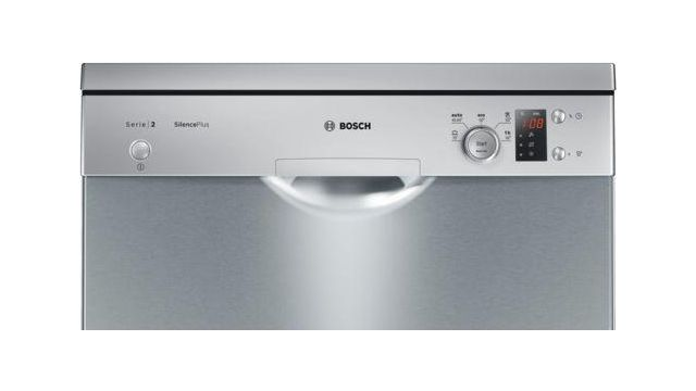 Bosch SMS25AI03E to oszczędność energii i wody podczas zmywania
