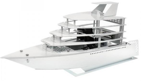 Lian Li PC-Y6W Odyssey Yacht