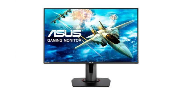 ASUS VG278Q to monitor dla gracza o przekątnej 27 cali