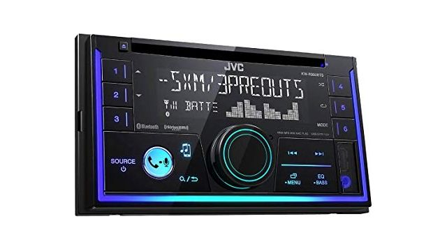 JVC KW-R930BT pozwala dostosować dźwięk do potrzeb m.in. dzięki equalizerowi