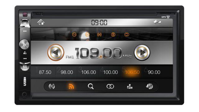 Kruger & Matz KM20031 to funkcjonalny radioodtwarzacz z dobrym brzmieniem
