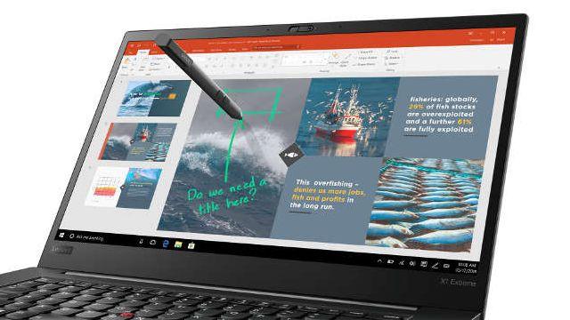 Lenovo ThinkPad X1 Extreme to wydajny komputer ze świetnym ekranem