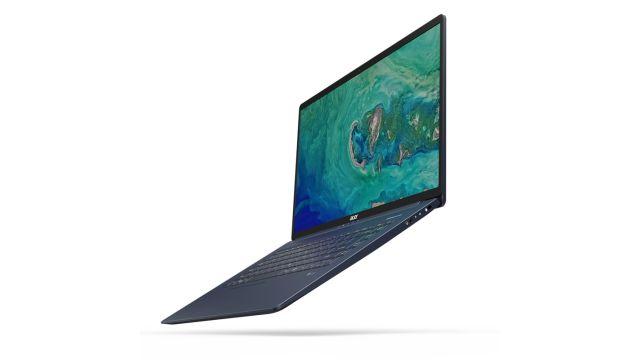 Acer Swift 5 SF515-51T to niezwykle cienki i lekki notebook