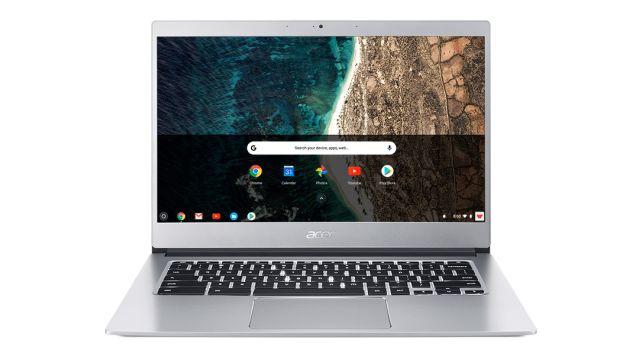 Acer Chromebook 514 to wydajny notebook z 14-calowym ekranem