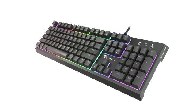 Genesis Thor 200 RGB sprawdzi się zarówno dla graczy jak i w biurze