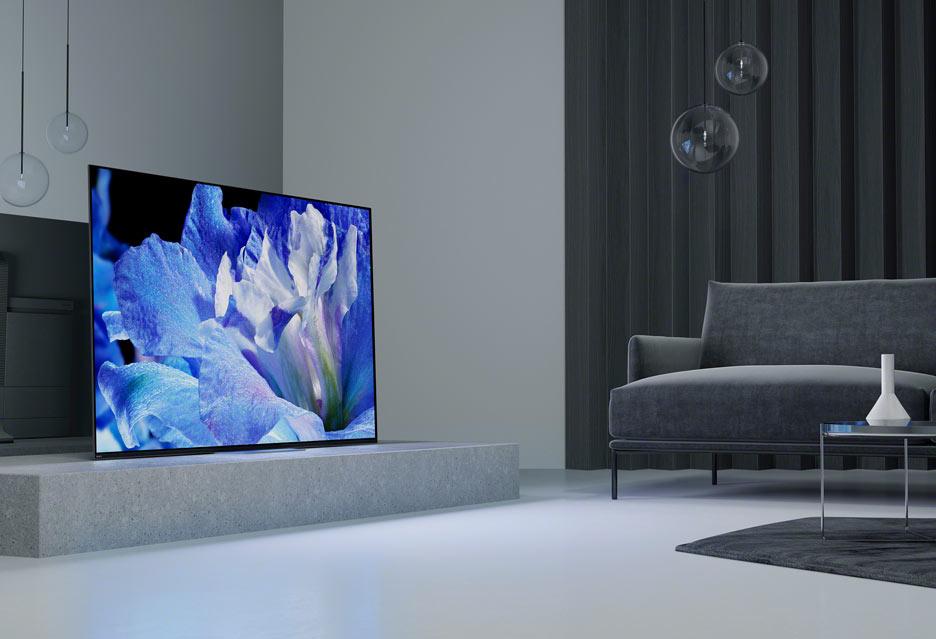 55-calowy telewizor Sony Bravia OLED KD-55AF8