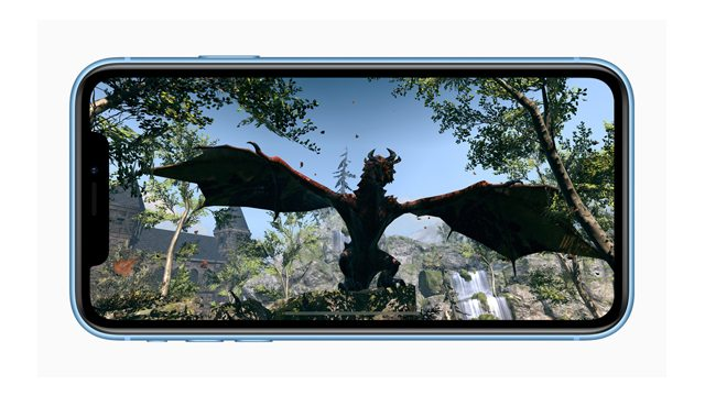iphone xr elder scrolls