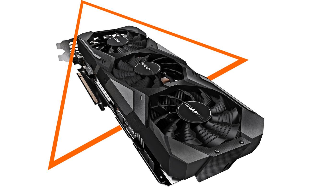 doskonała karta graficzna Gigabyte GeForce RTX 2080 Ti GAMING OC 11GB GDDR6