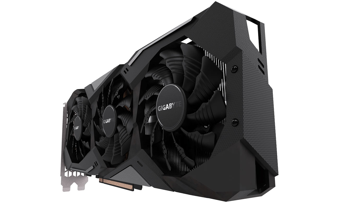 Gigabyte GeForce RTX 2080 WINDFORCE OC 8GB GDDR6 design
