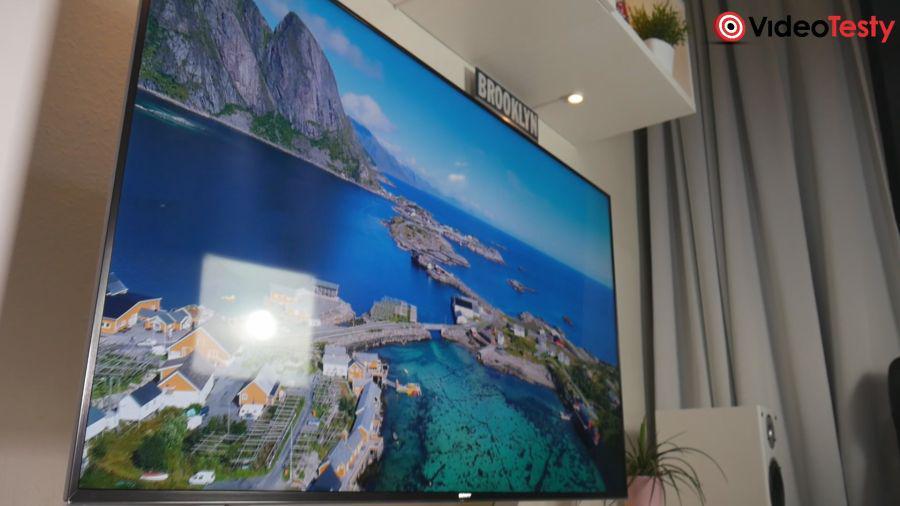 katy widzenia w telewizorze Sony