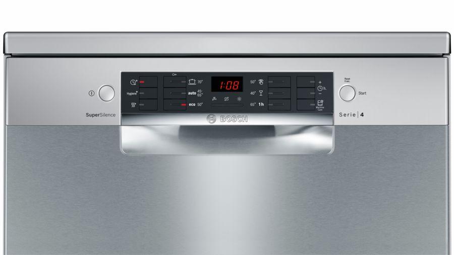 Bosch SMS46MI05E panel sterowania