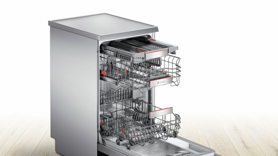 Bosch SPS66TI00E wnętrze