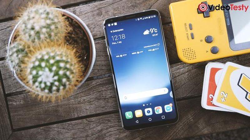 smartfon od lg