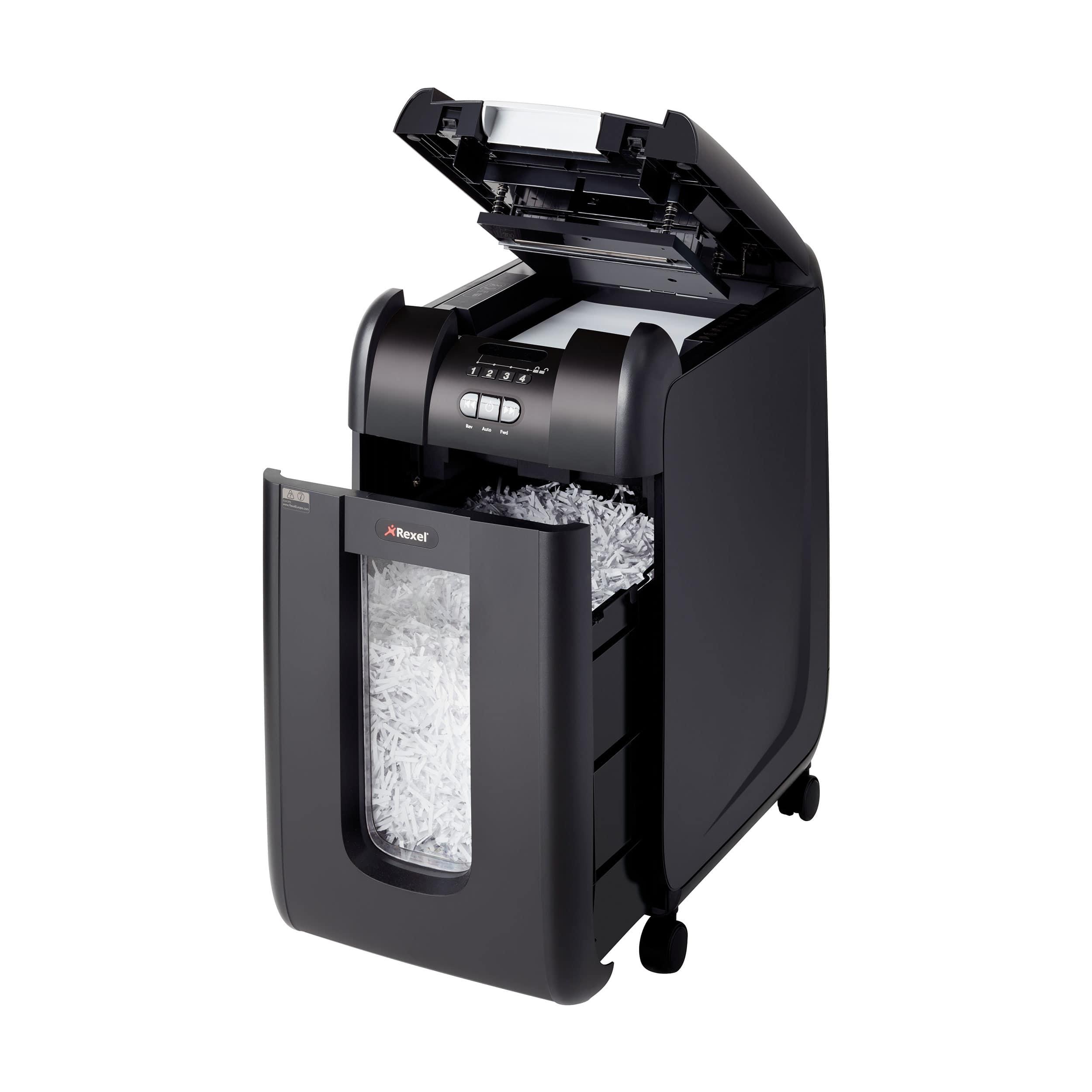 Rexel Auto+ 300X Din 4 40L 2103250EU design