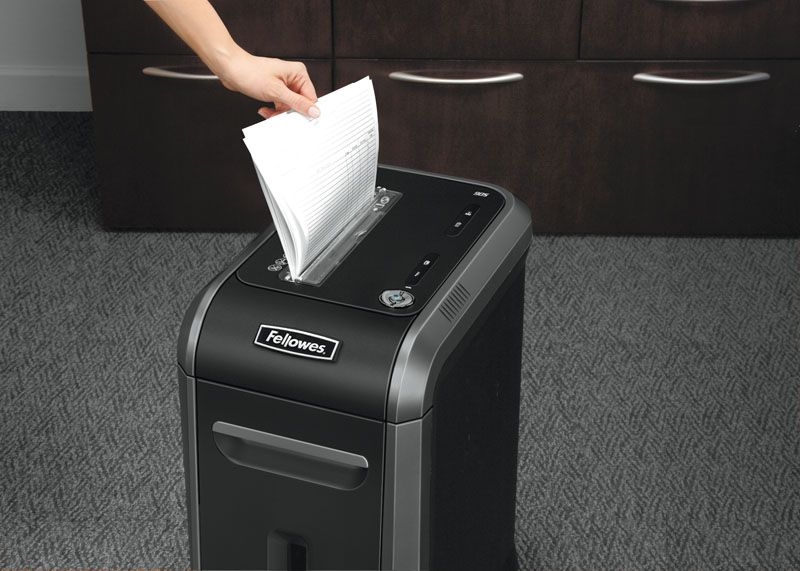 Fellowes OfficeShredder 90s (4690101) design
