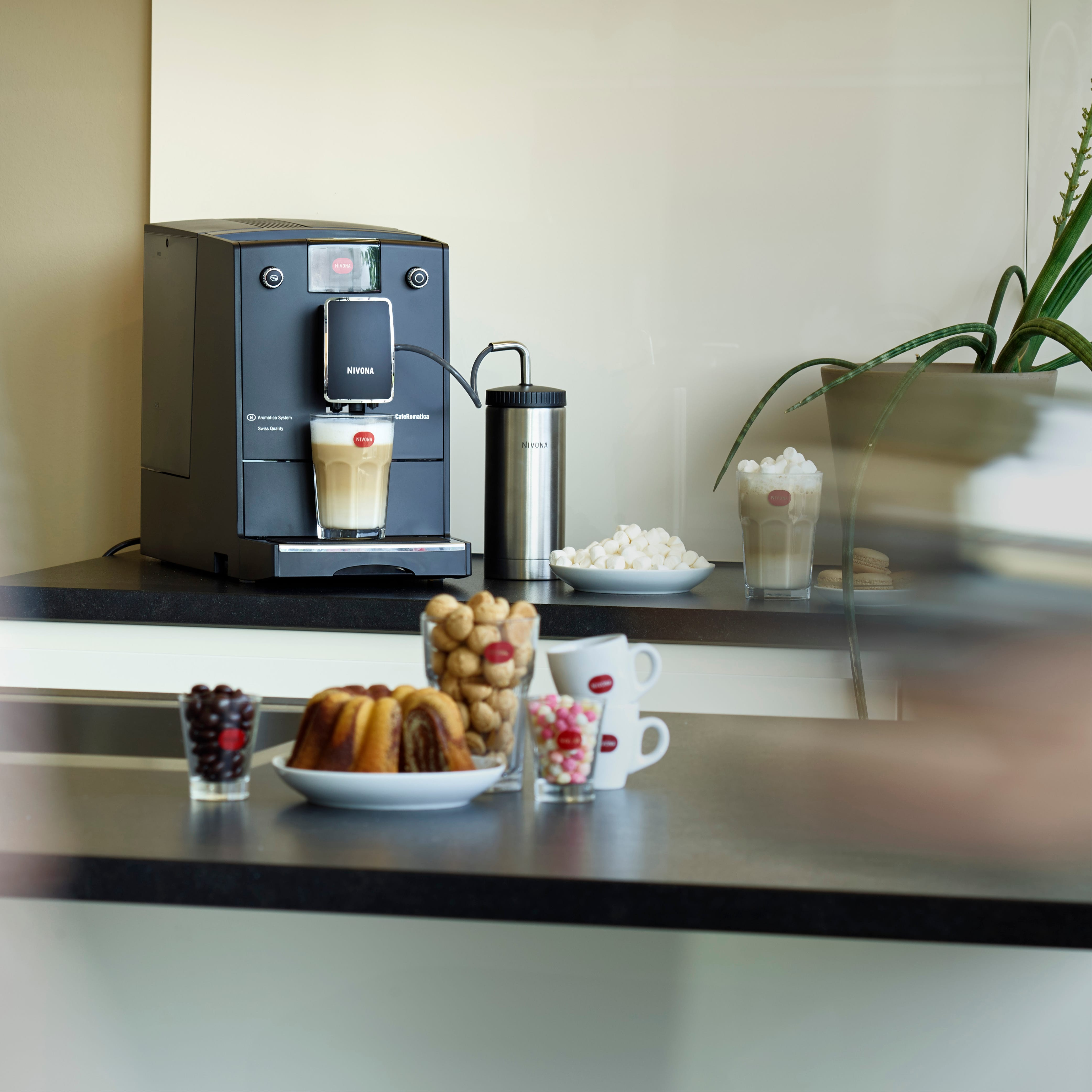 kawa z ekspresu Nivona CafeRomatica 759
