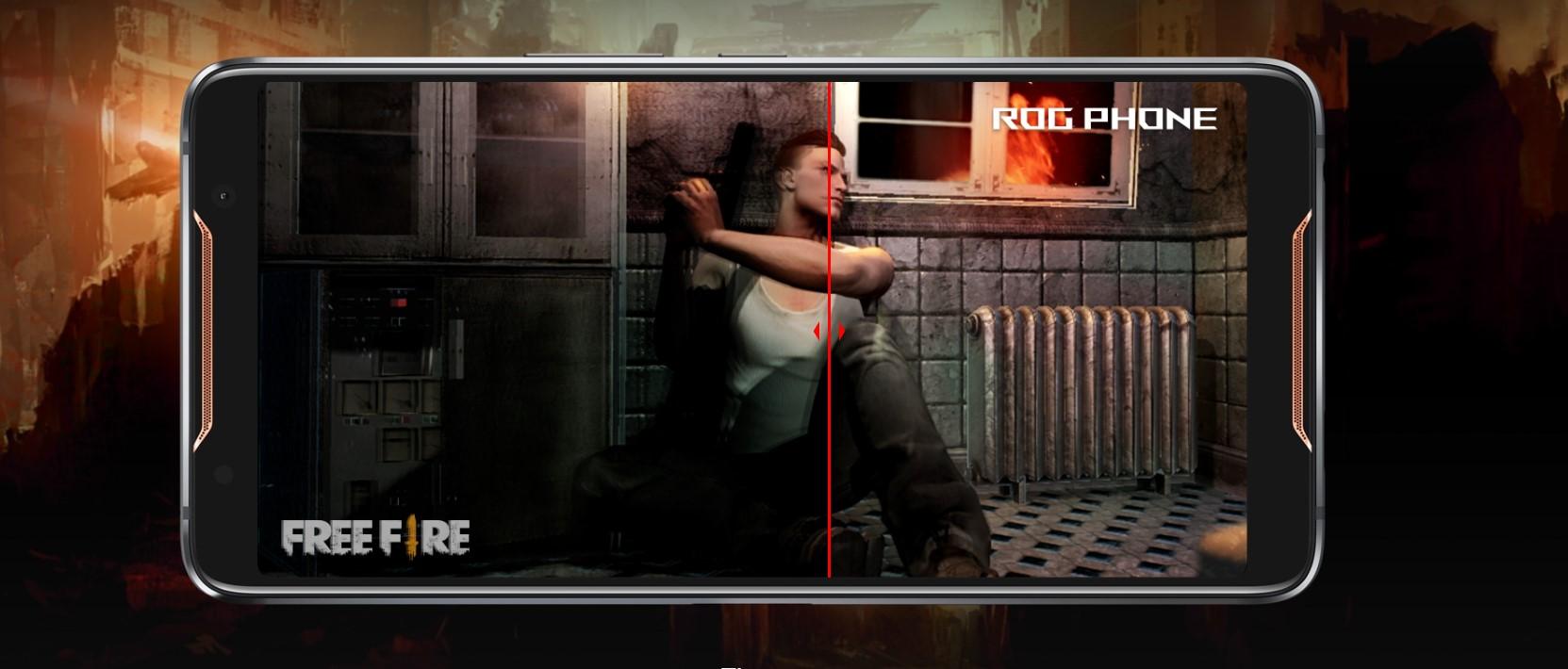 Asus ROG Phone ekran HDR