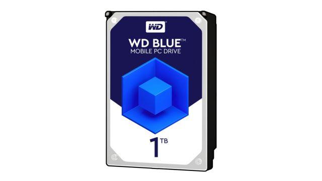 Dysk WD Blue dostępny jest nie tylko w rozmiarze 1TB