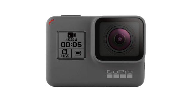 GoPro HERO 5 oferuje wysokiej jakości obraz i dźwięk