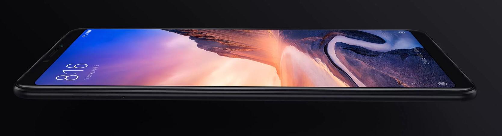 Mi Max 3 ekran