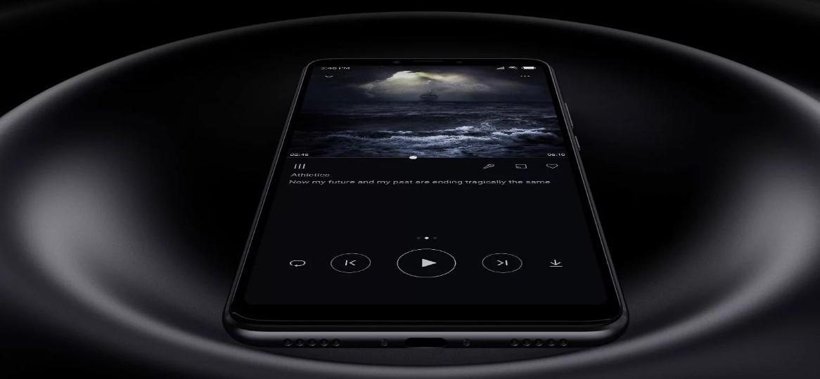 mi max 3 muzyka