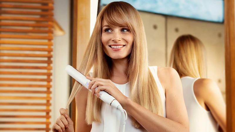 Philips MoistureProtect HP8374/00 prostowanie włosów