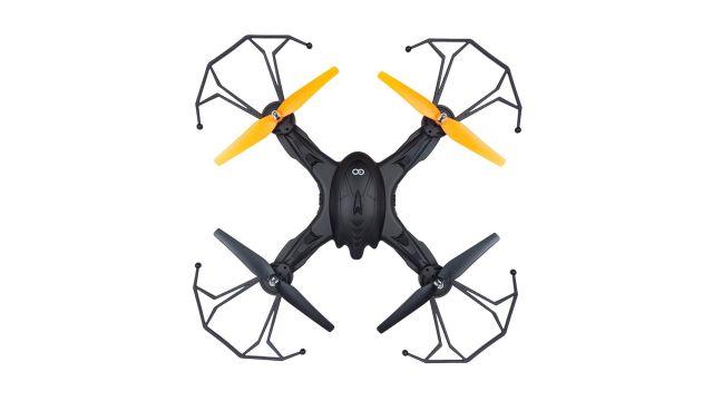 Goclever Drone Predator FPV PRO to zaawansowany dron amatorski z 4 silnikami