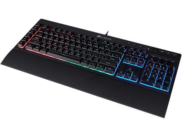 Corsair K55 RGB Gaming wygląd