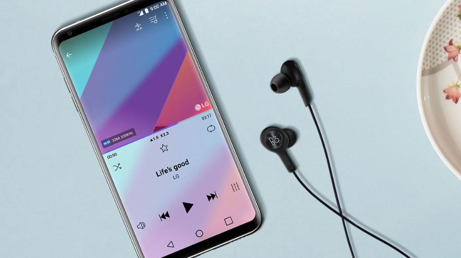 LG V30 Hifi