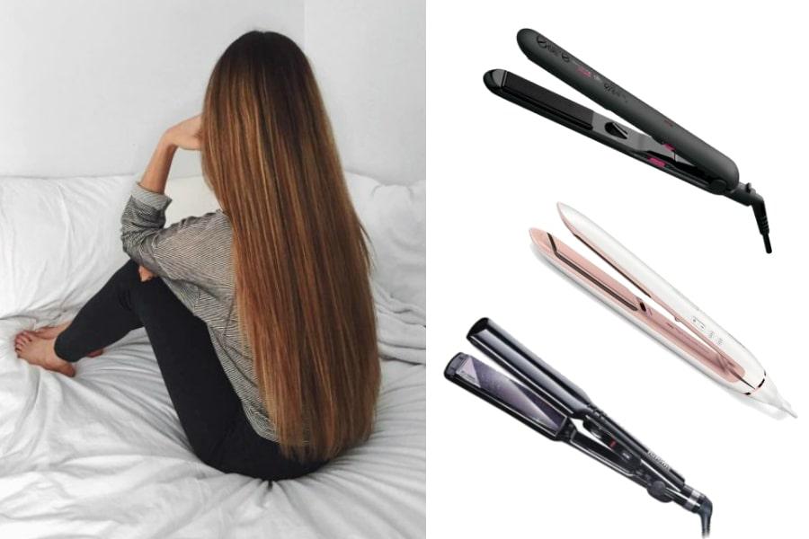 płytki w prostownicach do włosów