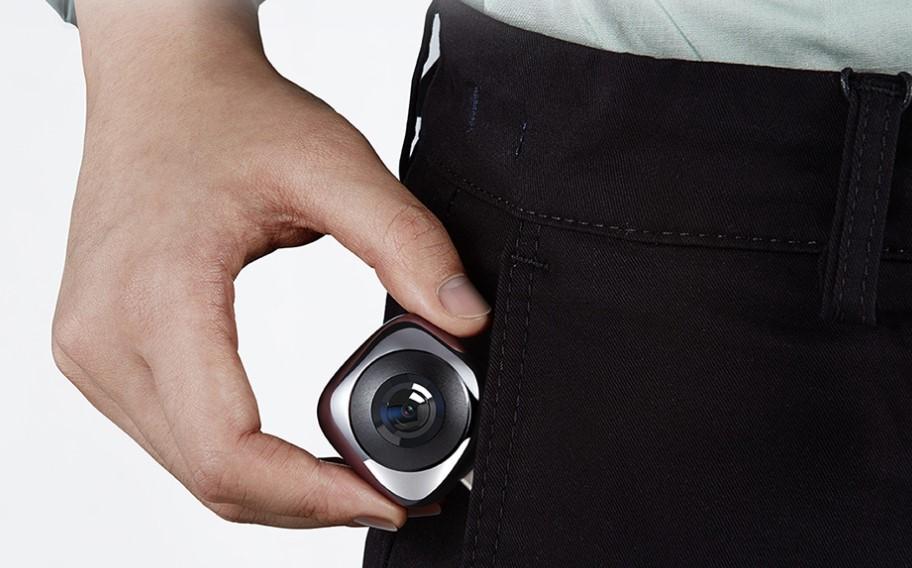 Kompaktowa kamerka Huawei ENvizion 360